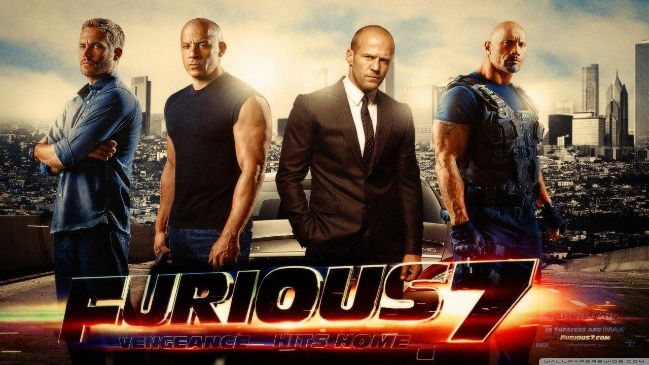 furious 7 filem kutipan tertinggi