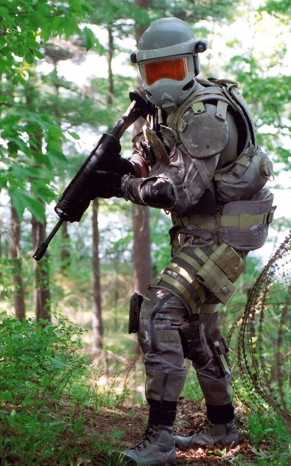 future force warrior amerika syarikat