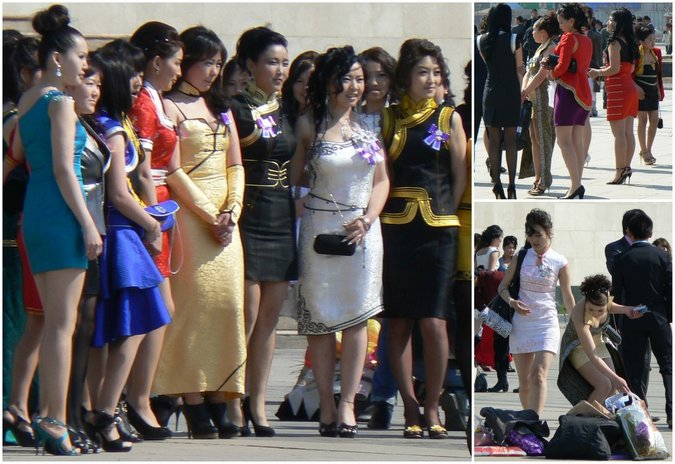 gadis bandar mongolia