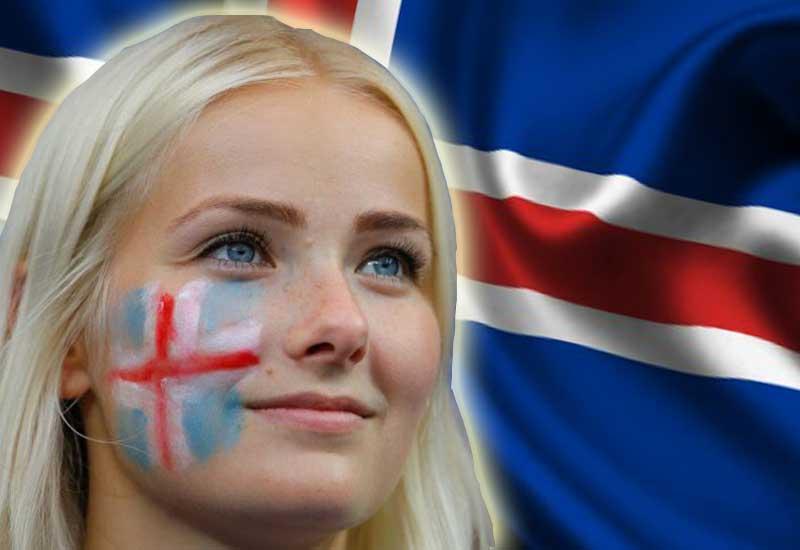 gadis iceland jumlah penduduk rendah layak piala dunia 2018 2