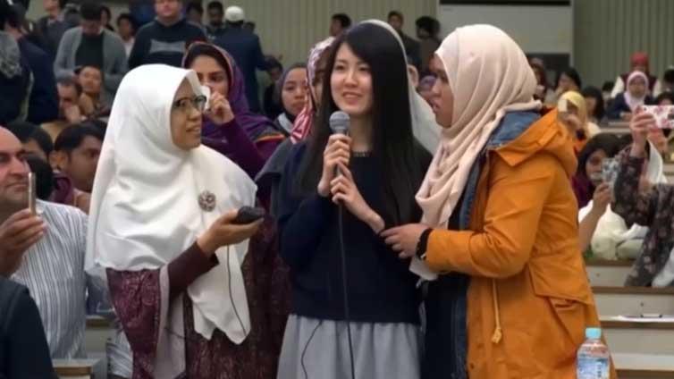 gadis jepun peluk islam ceramah zakir naik