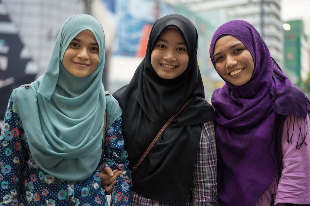 gadis melayu jumlah penduduk malaysia