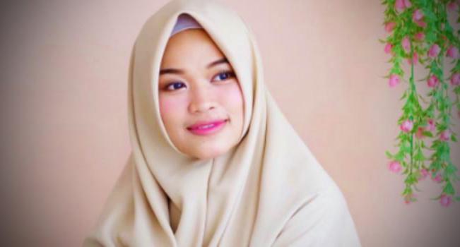 gadis muslimah ayu artikel tanda kematian yang baik