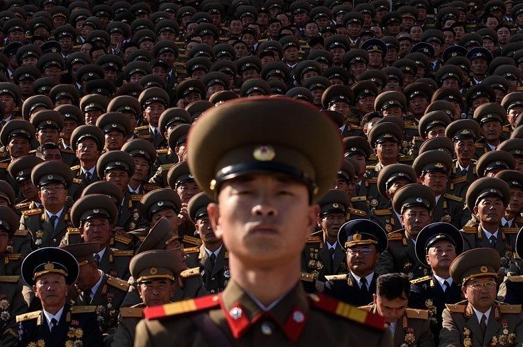 gaji dan pekerjaan rakyat korea utara 2