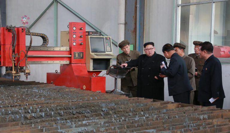 gaji dan pekerjaan rakyat korea utara 3