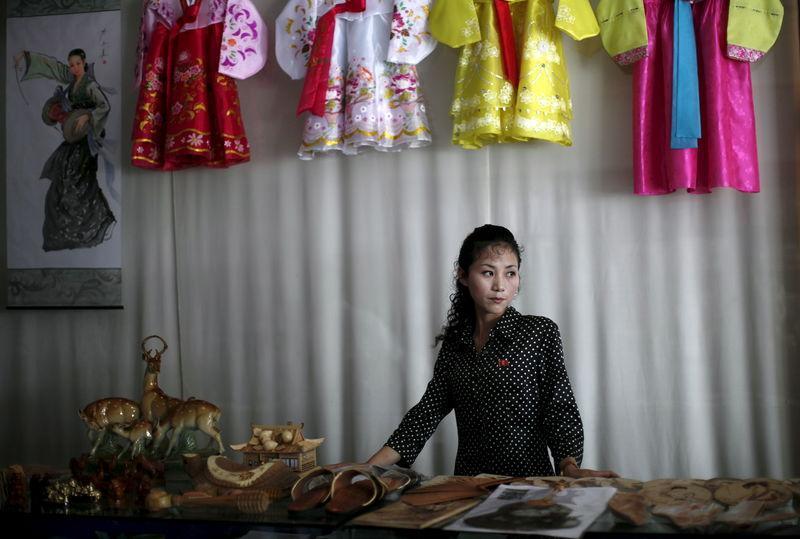 gaji dan pekerjaan rakyat korea utara 7
