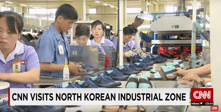 gaji dan pekerjaan rakyat korea utara