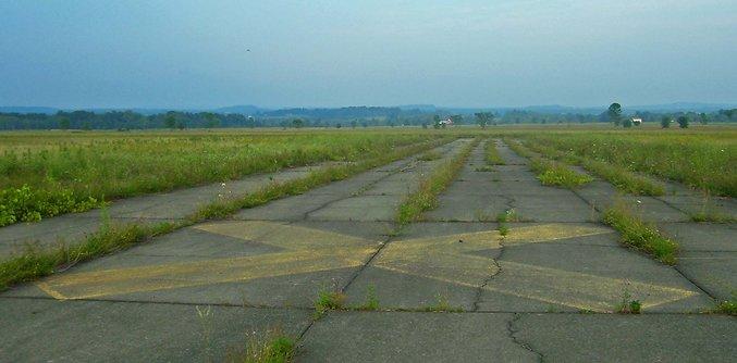 galeville military airport di shawangunk new york as