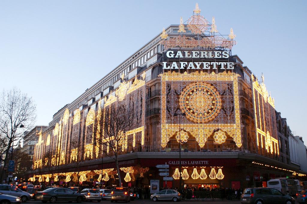 galleries lafayette 7 jenama mewah yang lebih murah di eropah dan lokasinya