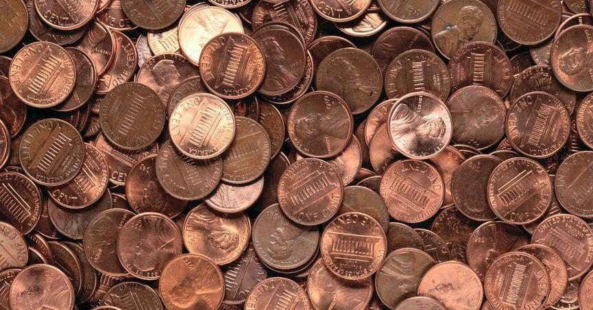 gambar duit satu sen