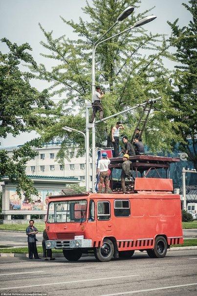 gambar haram yang berjaya diseludup keluar dari korea utara 17