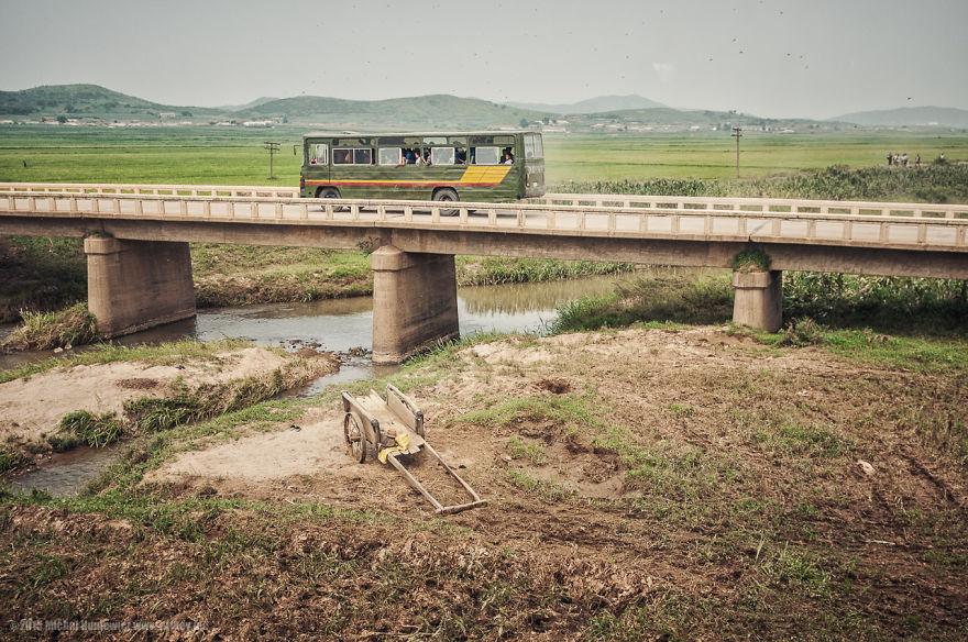 gambar haram yang berjaya diseludup keluar dari korea utara 6