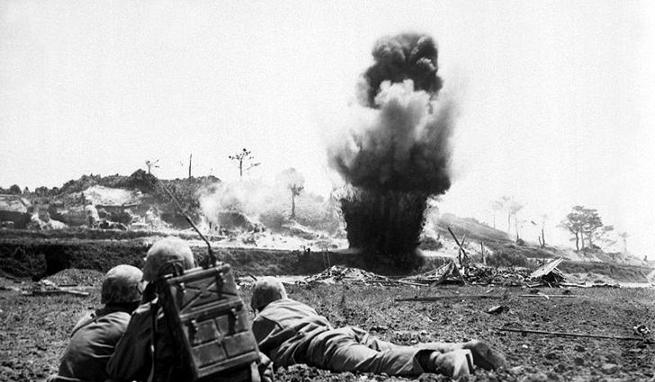 gambar ketika perang dunia kedua