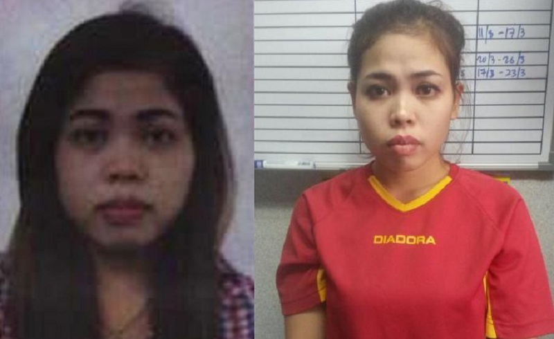 gambar siti aisyah indonesia ditahan pdrm