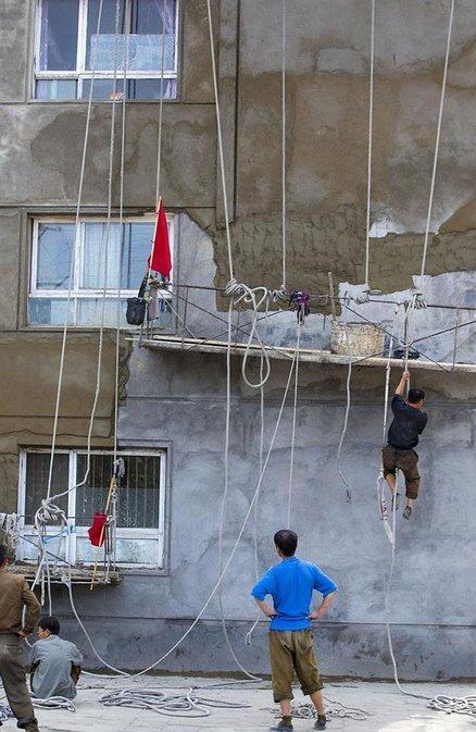 gambar yang haram diambil di korea utara 1