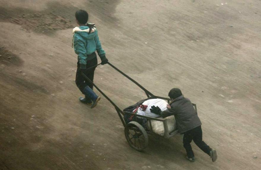 gambar yang haram diambil di korea utara 14 58
