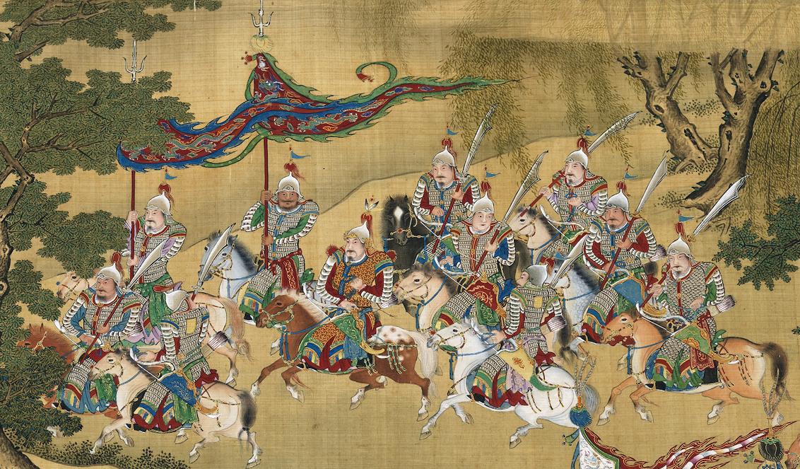gambaran dinasti ming