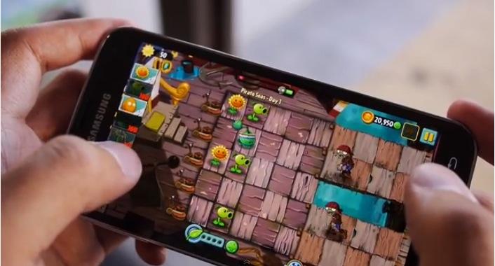 game pada smartphone