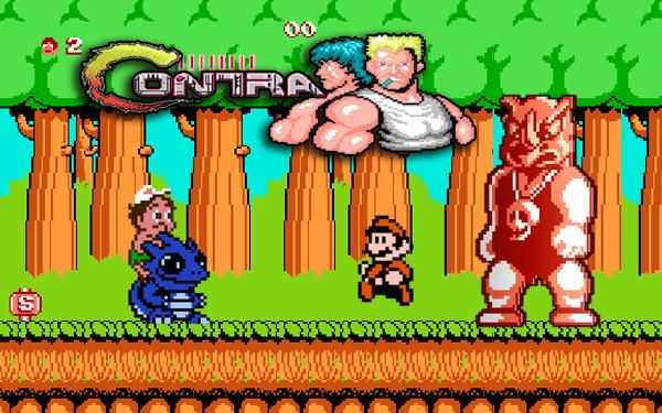 game permainan video nintendo 80an