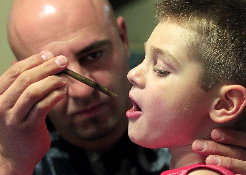 ganja perubatan dapat membantu kanak kanan yang mengalami sawan