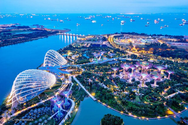 gardens by the bay 526
