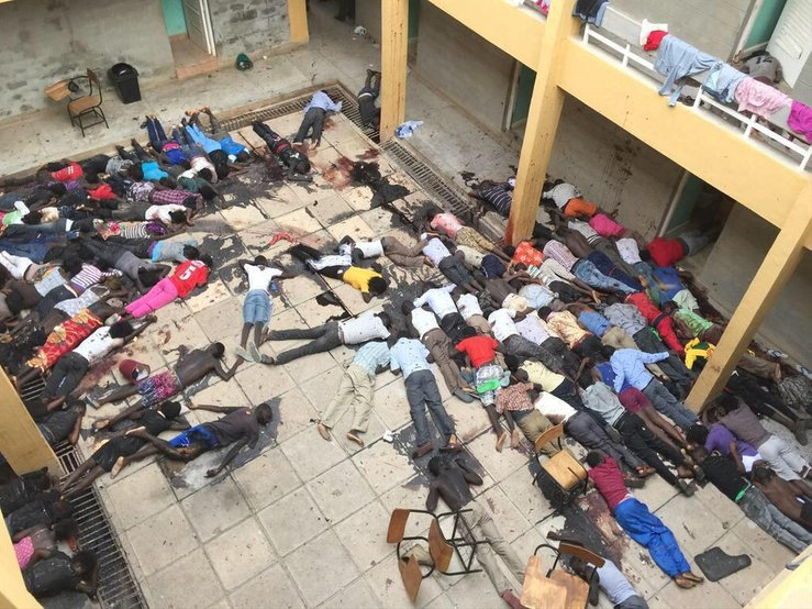 garrisa tembakan di nairobi insiden tembak menembak di institusi pendidikan