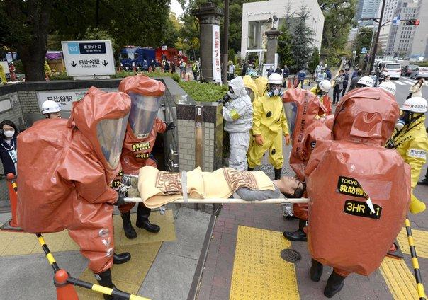 gas sarin 7 ciptaan berguna yang digunakan ke arah kejahatan