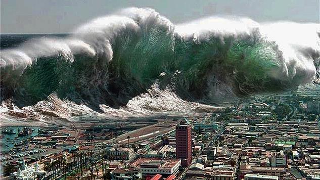 gempa bumi dan tsunami kerap bumi besar