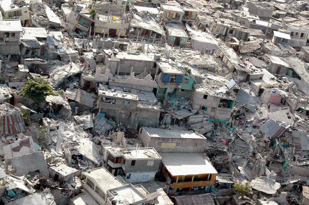 gempa bumi haiti