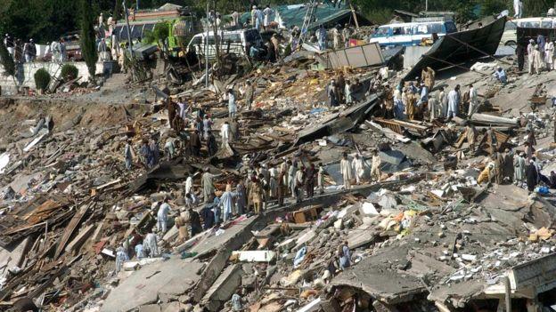 gempa bumi kashmir