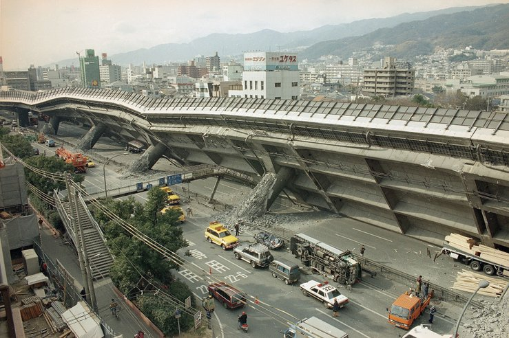 gempa bumi kobe