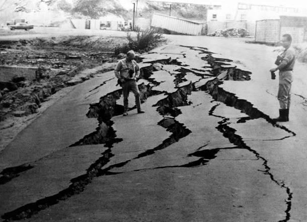 gempa bumi paling dasyat