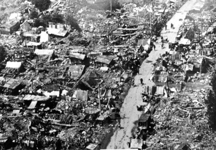 gempa bumi tangshan