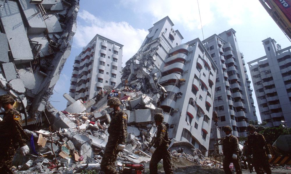 gempa bumi teruk