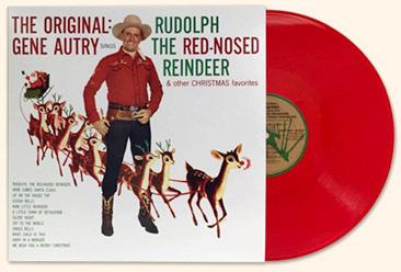 gene autry lagu rudolph