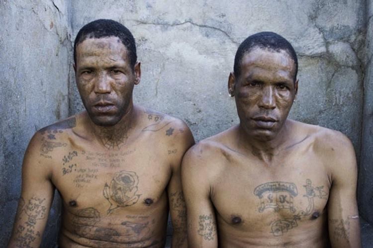 geng nombor geng penjara paling berbahaya di dunia