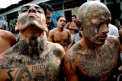 geng penjara paling berbahaya di dunia