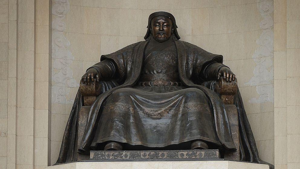 genghis khan 1 731