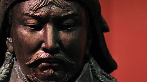 genghis khan 3