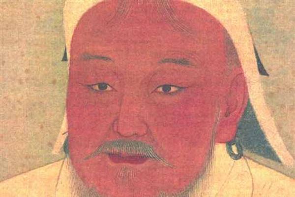 genghis khan pemerintah mongol