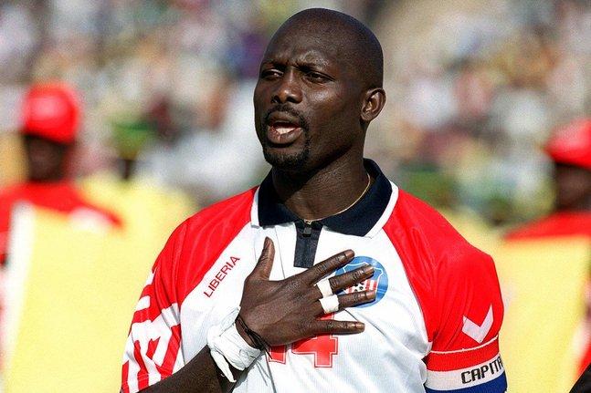 george weah 5 pemain bola sepak terkemuka ynag tak pernah beraksi di piala dunia 2
