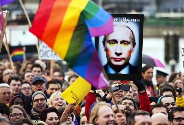 gerakan lgbt di rusia