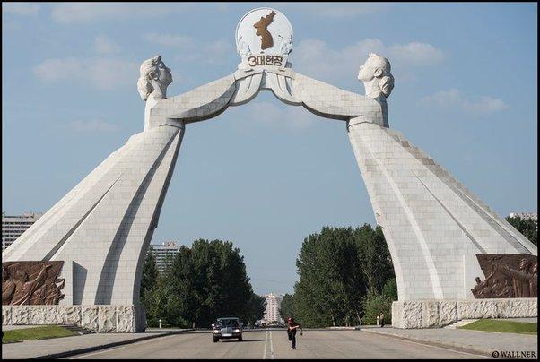 gerbang penyatuan semula korea 5 tempat pelik di korea utara
