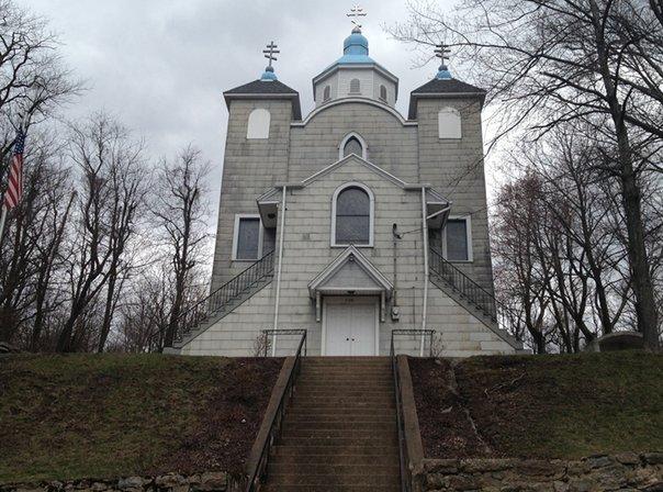 gereja bandar centralia