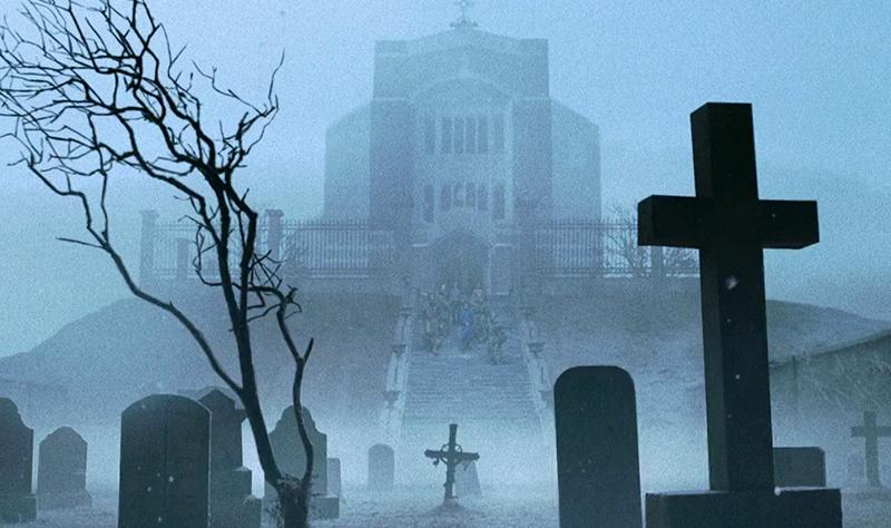 gereja silent hill