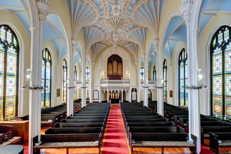 gereja unitarian di charleston