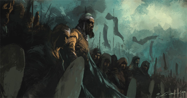 ghazi 5 pahlawan perang zaman pubra yang paling power