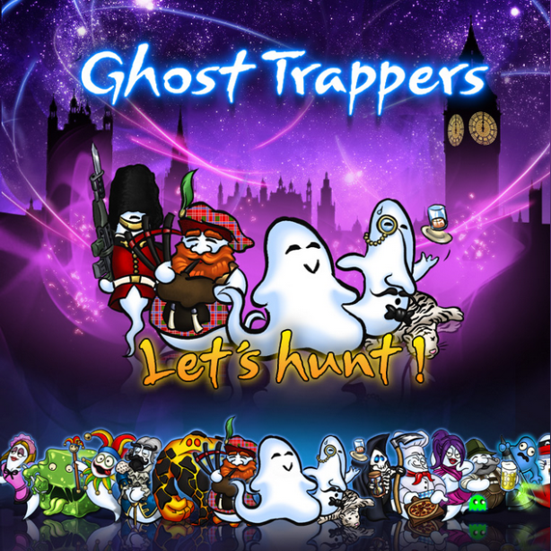 ghost trappers