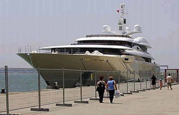 gigayacht kapal layar paling mahal pernah dijual di ebay