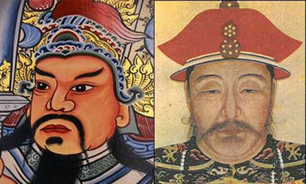 giocangga pemerintah dinasti ming